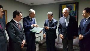 Em Goiás, embaixador da União Europeia conhece um Estado voltado para o futuro