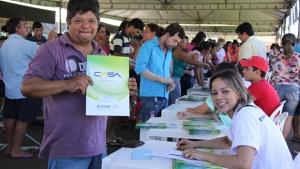 Programa de regularização fundiária goiano recebe prêmio