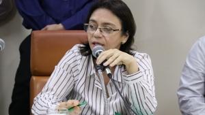 CEI da Saúde aprova pedido de afastamento da secretária Fátima Mrué