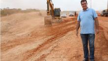 Prefeitura de Cidade Ocidental destravou obras paralisadas
