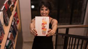 Fernanda Marra é uma poeta musical e com influência da argentina Alejandra Pizarnik