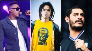 Criolo, Natiruts e Mano Brown participam de festival em Goiânia