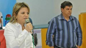 Flávia Morais diz que PDT terá candidato a prefeito de Trindade