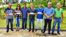 MDB declara apoio a Flávio Canedo para prefeito de Caldas Novas e deve bancar seu vice