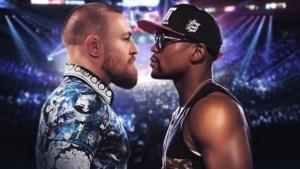 O melhor negócio é uma derrota de Mayweather para McGregor, o que levaria à revanche