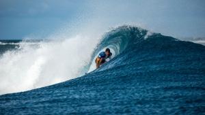 Gabriel Medina perde na França mas continua na disputa pelo título mundial de Surf
