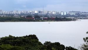 Brasília está caindo aos pedaços