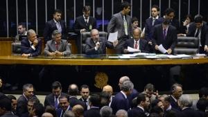 Câmara aprova restrição no acesso ao Fundo Partidário