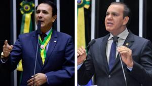 Gaguim e Ataídes Oliveira escorregam no uso das redes sociais