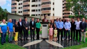 Cidade do Gama ganha Praça Cívica