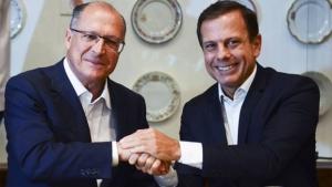 De olho em outubro, Doria avança e Alckmin desconversa