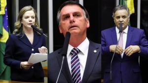Assim como Lula e Dilma, presidente Bolsonaro rasga o discurso eleitoral