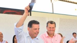 """""""Goiás na Frente não é só o R$ 1 milhão"""", afirma Marconi ao destacar obras em Adelândia"""
