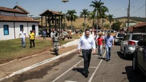 """""""Temos que parabenizar Marconi pela atitude republicana"""", diz prefeito do PMDB"""