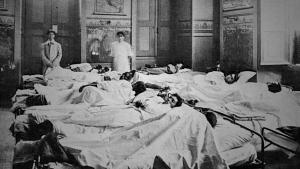 A Gripe Espanhola matou de 17 a 50 milhões de pessoas e abalou o mundo