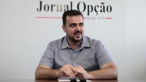 Fila imensa em Aparecida: políticos pensam que eram postulantes à vice de Gustavo Mendanha