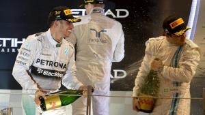 Lewis Hamilton vence GP de Abu Dhabi e é bicampeão da Fórmula 1