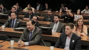 Hildo discute fundação do Consórcio de Infraestrutura e Desenvolvimento Urbano de Goiás