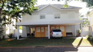 Quatro casas do condomínio Housing Flamboyant foram roubadas de sábado para domingo