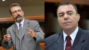 Humberto Aidar e Luis Cesar Bueno são as principais referências do PT em Goiânia