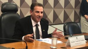 Vanderlan assume presidência da Comissão de Ciência e Tecnologia do Senado