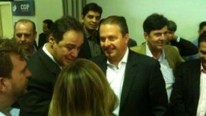 Em Goiânia, Campos defende manutenção do Minha Casa, Minha Vida e promete 4 milhões de novas moradias
