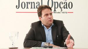 """""""Vamos sair às ruas e mostrar que José Eliton é a melhor opção"""", diz prefeito de Anápolis"""