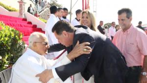Marconi reafirma parceria do Governo na realização da Festa do Divino Pai Eterno