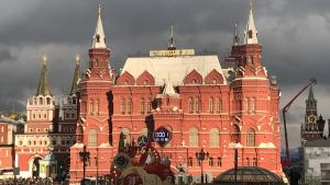 """Russia Day: """"esquenta"""" para a Copa do Mundo"""