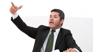 Delegado Waldir vai trocar o PR pelo Patriotas e vai bancar Jair Bolsonaro e Ronaldo Caiado