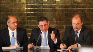 Em reunião com Dilma, Marconi defende retomada de investimentos nos Estados