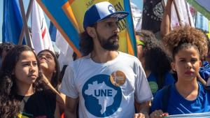 """""""É um programa imposto para chantagear algumas universidades"""", diz presidente da UNE sobre Future-se"""