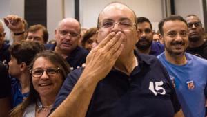 Empresários aplaudem Ibaneis Rocha, que pretende incentivá-los para se instalar em Brasília