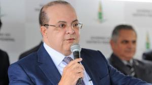 Ibaneis diz que Moro não fez nada pela segurança pública do País