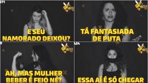"""Após edição polêmica com """"placar da pegação"""", Inter UFG divulga ação contra machismo"""