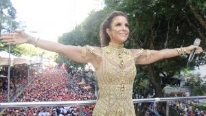 Depois de Zezé Di Camargo e Luciano, Ivete Sangalo será tema de enredo de escola de samba