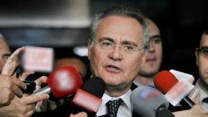 Renan Calheiros critica tentativa de redução dos prazos da Comissão do Impeachment