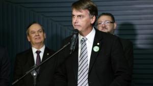 Pesquisa do Instituto Paraná mostra Bolsonaro superando Alckmin e Lula em São Paulo