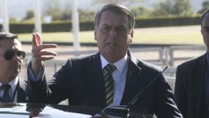 """""""Se o Moro vier, que seja feliz, não tem problema, vai estar em boas mãos o Brasil"""", diz Bolsonaro sobre 2022"""