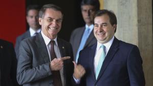 Rodrigo Maia deve ser candidato a presidente da República