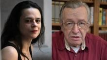 Janaína Paschoal: Olavo de Carvalho é responsável pelo fracasso do 1º governo de direita do Brasil