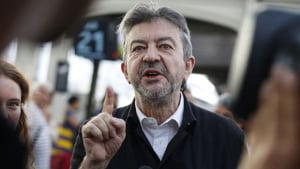 Mélenchon, o orador brilhante que não fala sobre os principais temas de interesse dos franceses