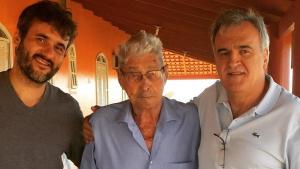 Morre o pai do empresário e marqueteiro Jorcelino Braga