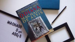 Romance sobre Machado de Assis sugere que nada como o passado para não entender o presente