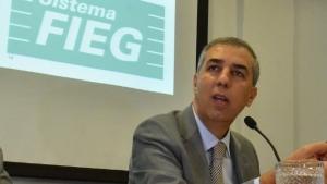 Na Fieg, José Eliton debate políticas de incentivo ao desenvolvimento econômico de Goiás