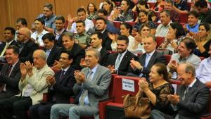 Simpósio orienta prefeitos sobre prestação de contas do programa Goiás na Frente