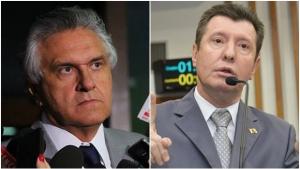 José Nelto pode ser vice de Caiado pra não ajudar a eleger Iris Araújo