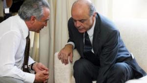José Serra planejou deixar o Ministério das Relações Exteriores