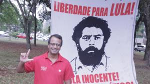 José Uilton é pré-candidato pelo PT a prefeito de Porangatu e critica bolsonarismo local