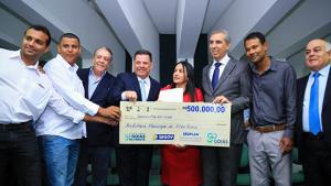 Com repasse a 32 municípios, Governo ultrapassa R$ 100 milhões em investimento